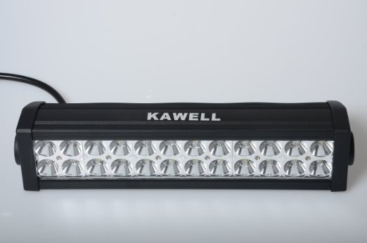 Kawell® 10-30V 72W Led Spot Light Bar for Off-road Vehicle/ATVs/SUV/truck/engineering vehicles