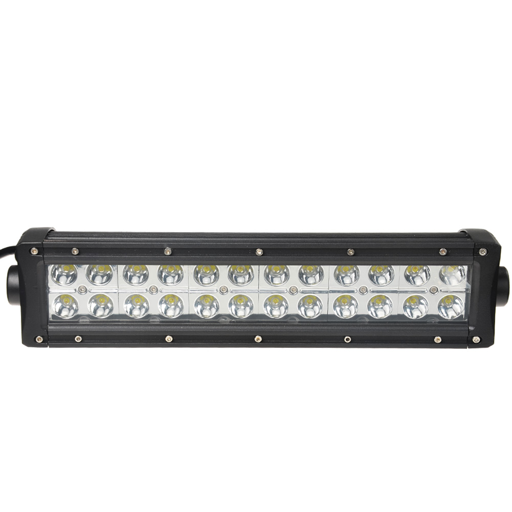 KAWELL® Off Road 72W White and Amber Spot Beam Off Road Light Bar