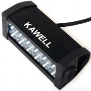 Kawell® Off Road ATV 36W 12 LEDs Spot Beam Light Bar