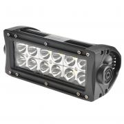 KAWELL® Off Road 36W White and Amber Flood Beam Light Bar