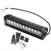 KAWELL® Off Road 72W White and Amber Flood Beam Off Road Light Bar