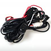 Kawell® 2 Leg Wiring Harness Include Switch Kit Support 120w LED light...