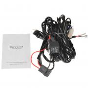 Kawell® 2 Leg Wiring Harness Include Switch Kit Suppot 180W Light Wiring Harness and Switch