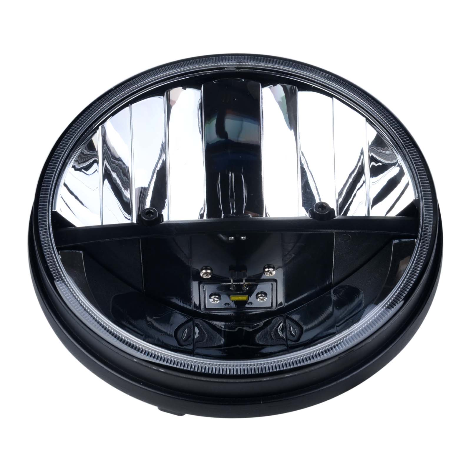 7 inch 36W CREE Round High Beam Low Beam LED Headlight For Jeep Wrangler  sc 1 st  kawell & 7 inch 36W CREE Round High Beam Low Beam LED Headlight For Jeep ...