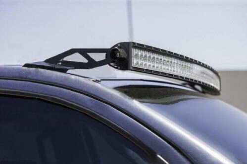 KAWELL 2007-2014 TOYOTA TUNDRA 50 inch Curved LED Off Road Light Bar Roof Top  Mounting Brackets