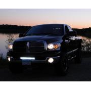KAWELL2003-2014 Dodge Ram 20inch LED Light Bar Hidden Mounting Brackets