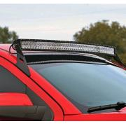 KAWELL 2014-2015 GM and Chevy 54 inch Curved LED Light Bar Mounting Brackets