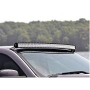KAWELL 2014-2015 GM and Chevy 50 inch Curved LED Light Bar Mounting Brackets