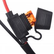 KAWELL® 1 Leg Wiring Harness Include Switch Kit Suppot 300W LED work light LED Light Bar Wiring Harness and Switch Kit