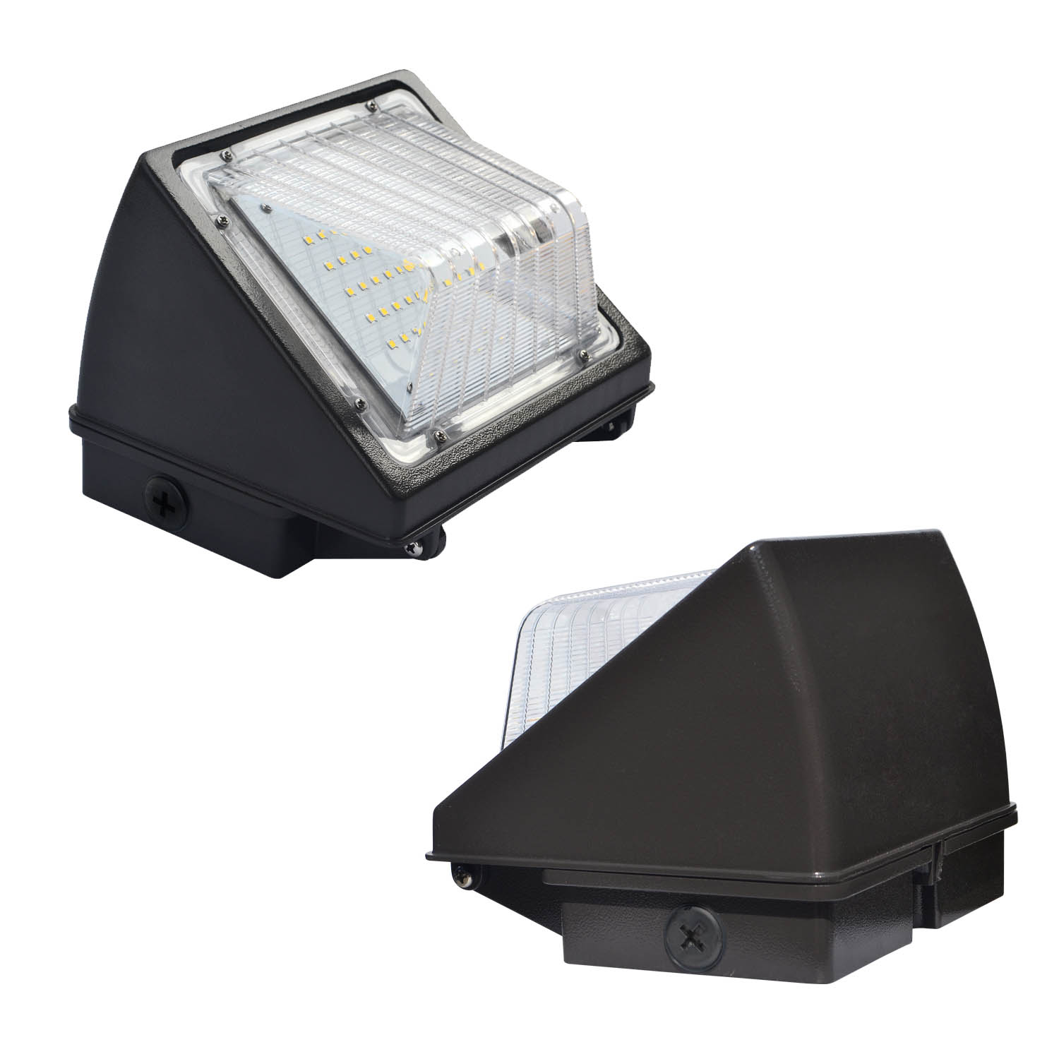 Led Wall Pack 1000bulbs: KAWELL 24W LED Wall Pack Lighting Fixtures Outdoor Wall