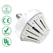 KAWELL 50W LED Garden Light,E39 7500Lm 6500K Daylight Replacement for ...
