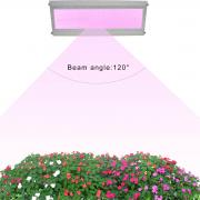 KAWELL 400W 14400lm LED Grow Light Bloom Full Spectrum For Indoor Hydroponics Greenhouse Garden Plants Veg and Flower
