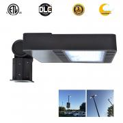 KAWELL 11000 Lumens LED Area Light – 100 Watt LED Parking Lot Light – ...